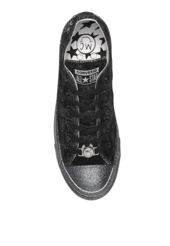 f7bf8464191 Buy Converse Converse X Miley Cyrus Chuck Taylor All Star Lift Velvet Ox  Sneakers Online on ZALORA Singapore
