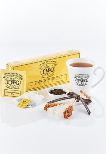 TWG Tea Breakfast in Bed Teabag Kit (London Breakfast Tea) 4D804ES582783FGS_1