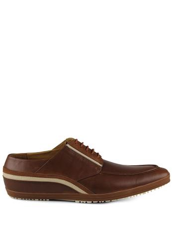 S.Baldo brown Simone Shoes SB324SH34CZHID_1