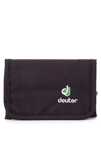Deuter black Deuter Travel Wallet - 7000 11BF3ACE0BF36DGS_1
