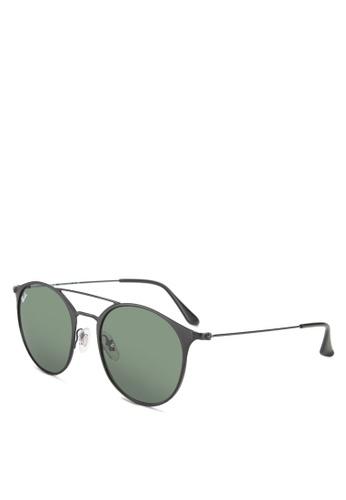 Ray-Ban black RB3546 Sunglasses RA896GL14GQRMY_1