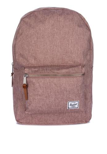 Herschel pink Settlement Backpack 9AE3DACFA52B75GS_1
