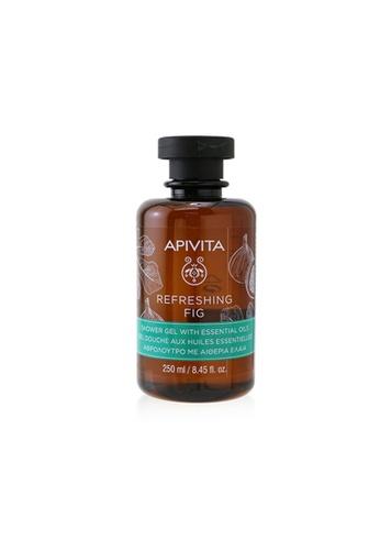APIVITA APIVITA - Refreshing Fig Shower Gel with Essential Oils 250ml/8.45oz A84D1BE88E6CDBGS_1