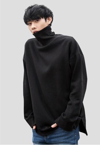 加絨高領衛衣, 服飾, esprit香港門市外套