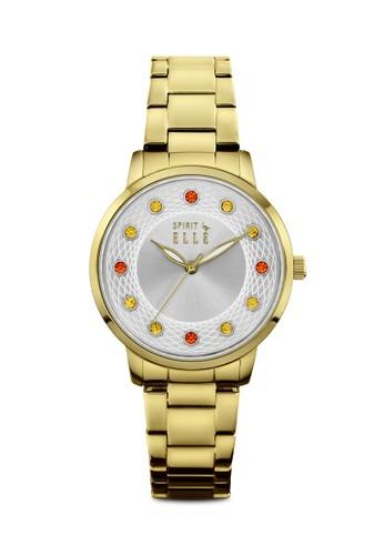 ELLE gold Jam Tangan Wanita Elle ES20095B07X 11FF2AC12D3454GS_1