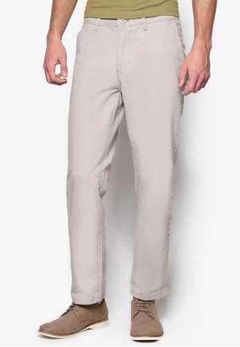 棉質直esprit台灣筒長褲, 服飾, 長褲