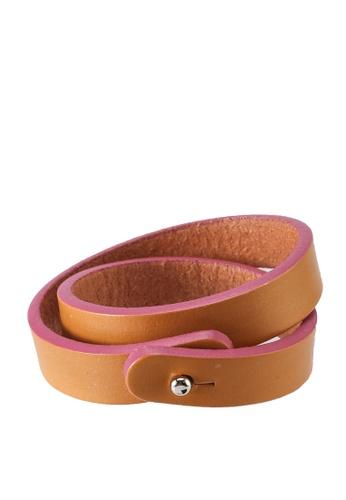 niko and ... brown Leather Bracelet 95DF6ACA20B0C2GS_1