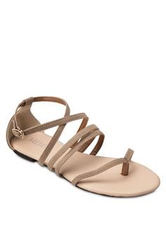 Kim Strappy Sandals