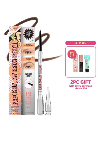 Benefit brown Precisely, My Brow Eyebrow Pencil - Shade 05 (Deep) BE433BE0FLN5SG_1