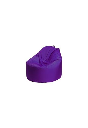 doob purple OOMPH MINI - spill-proof kids doob bean bag (Grape Purple) 415EEHLCBE181FGS_1