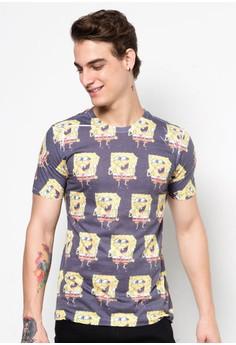 All-Over Spongebob T-Shirt