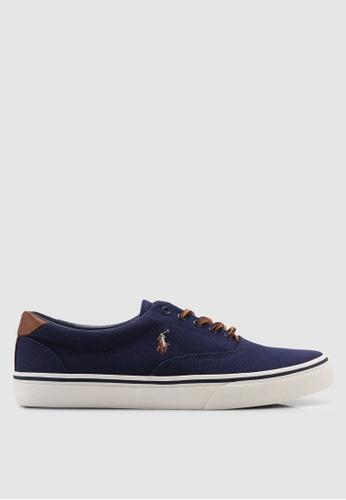 Polo Ralph Lauren 海軍藍色 品牌運動鞋 6E997SHBE261BAGS_1