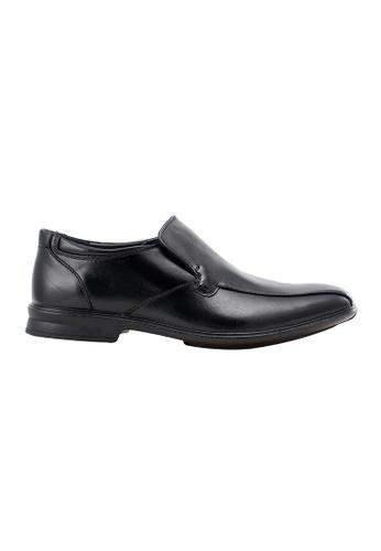 Hush Puppies black Hush Puppies Men's Cahill Formal Shoe - Black E727CSH6E73712GS_1