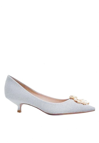 Twenty Eight Shoes Wedding Low Heels 295-8 505C1SH2C85A2EGS_1