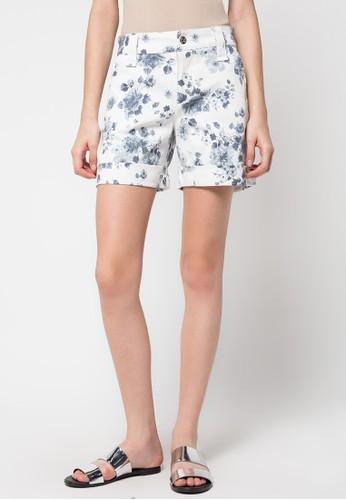 CHANIRA white Azure Short Pants CH930AA50NRDID_1