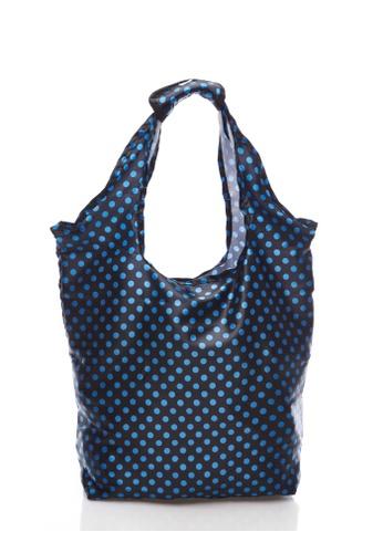 LYCKA black and blue Lycka L090 Fashion Shopping Handbag LY256AC11RZKHK_1