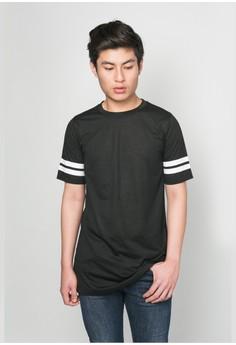 Arm Striped Shirt