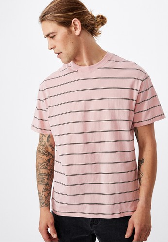 Cotton On pink dylan tee F7A36AAB3DAF92GS_1
