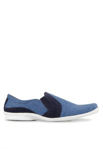 Dr. Kevin blue Loafers, Moccasins & Boat Shoes DR982SH0UHGPID_1