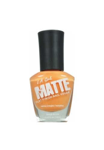 L.A Girl orange La Girl Matte Orange 59946BEFE67735GS_1