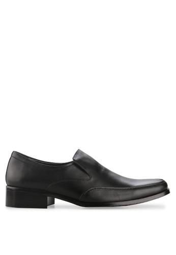Marelli black Cody Formal Shoes MA036SH57USKID_1