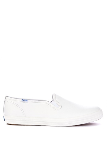 7c6f40bcdf4 Shop Keds Champion Slip On Sneakers Online on ZALORA Philippines