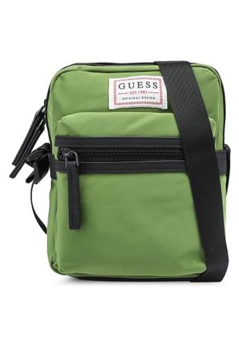 Guess green Originals Camera Bag 9621DACA96644BGS_1