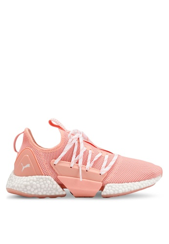 5e319bccb98804 Puma orange Run Train Hybrid Rocket Runner Women s Shoes ABEBCSHB3A3AEEGS 1