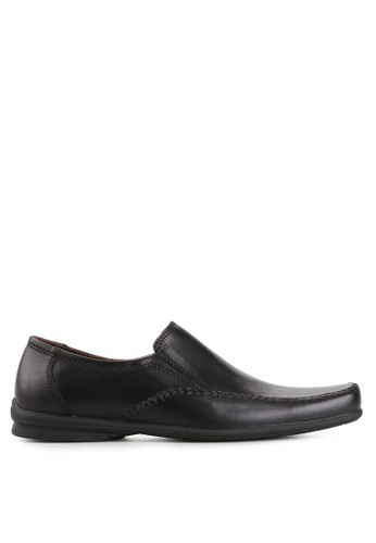 Cavallero black Oscar Formal Shoes CA263SH39FEIID_1
