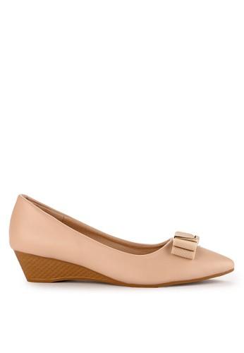 Pavillion pink Pavillion Sepatu Wedges Wanita 777-2224 547AESHA8DE991GS 1 51c2c3064b