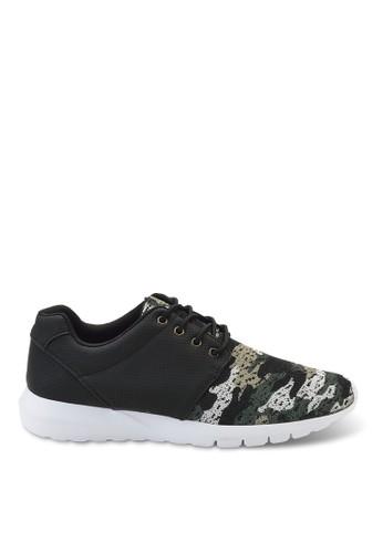 拼接迷彩飛織布超輕量鞋, 鞋, 懶esprit causeway bay人鞋