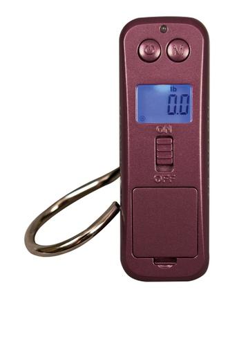 Travelon red Micro Scale Accessories F98F6AC06A2FA7GS_1