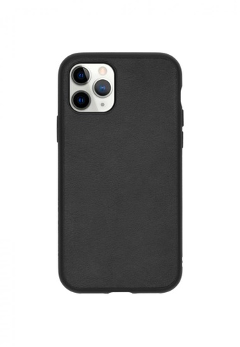 Buy Rhinoshield Rhinoshield Solidsuit Iphone 11 Pro Max 6 5 Leather Black Online Zalora Malaysia