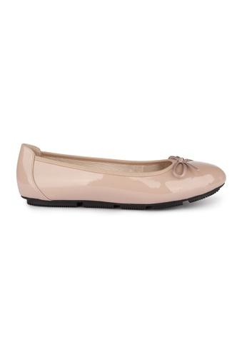 MAUD FRIZON pink Patent Pu Ballerinas F23FBSHBC84BD9GS_1