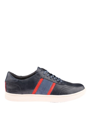 Hush Puppies navy Hush Puppies Rocco WT Lace Up In Navy 7D76FSH4205E51GS_1