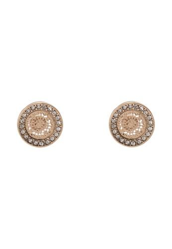 閃鑽雕花耳環, 韓系時尚,esprit 高雄 梳妝