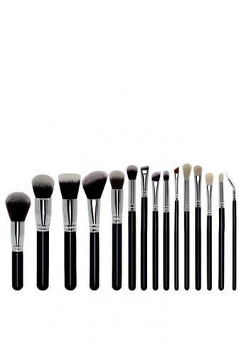15 Pieces Premium Makeup Brush Set