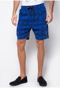 Kangaroo Pocket Shorts