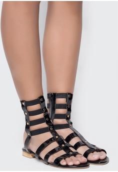 Olga Gladiator Sandals