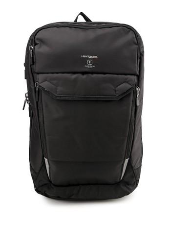 Hedgren black Hookup Backpack RFID A7AD1AC9FA8A85GS_1