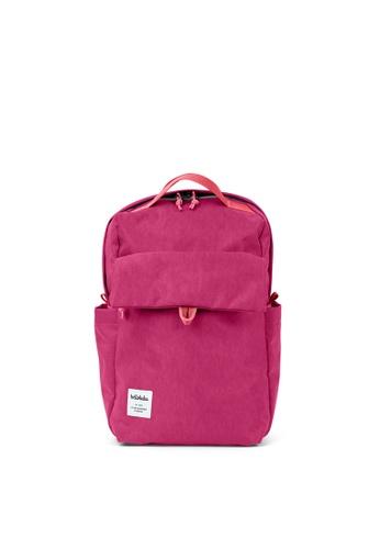 Hellolulu pink Karter - All Day Backpack 91774ACAFDA4A4GS_1