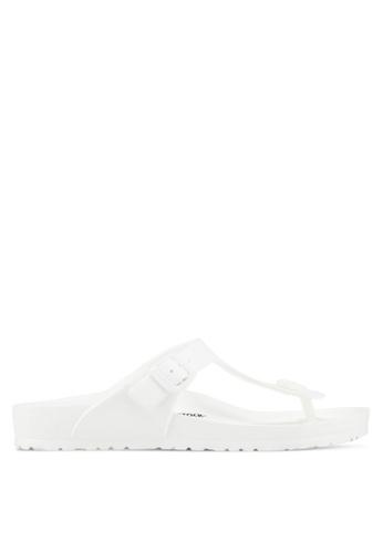 Birkenstock 白色 Gizeh EVA Sandals 1750BSHF24D254GS_1