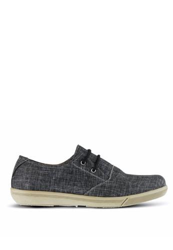 Sogno black Sepatu Sneaker Pria GF.7707 9AC7FSH64B2ECEGS_1