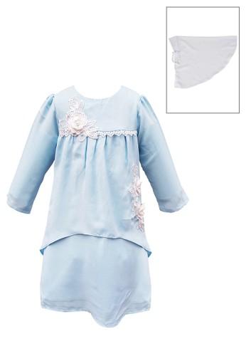 ODAIBA blue Muslim Anak-ODM 72 1/4 169D8KAF2DED64GS_1