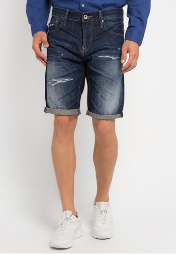 Bombboogie blue Short Pants B01 Series BO419AA0V727ID_1