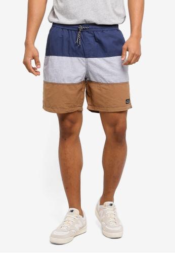 Factorie 多色 Cabo Longo Shorts 98AC0AAB2F93E9GS_1