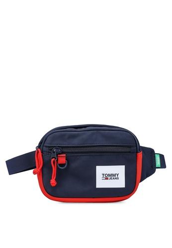 Tommy Hilfiger navy Urban Essentials  Bumbag 2F7A5AC9DC7EA0GS_1