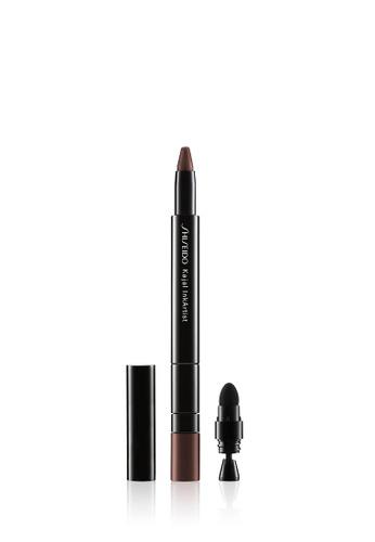 Shiseido brown Shiseido Makeup Kajal InkArtist,01 Tea House F8051BEB58312FGS_1