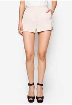 Collection Contrast Side Panel Shorts