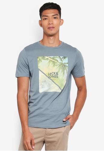 Jack & Jones blue Max Tee B9318AAF0D0CA6GS_1
